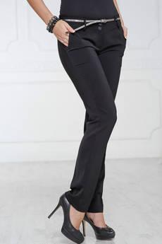 Классические черные женские брюки Angela Ricci