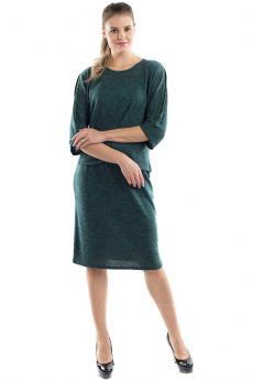 Трикотажный костюм: юбка и блуза Bast